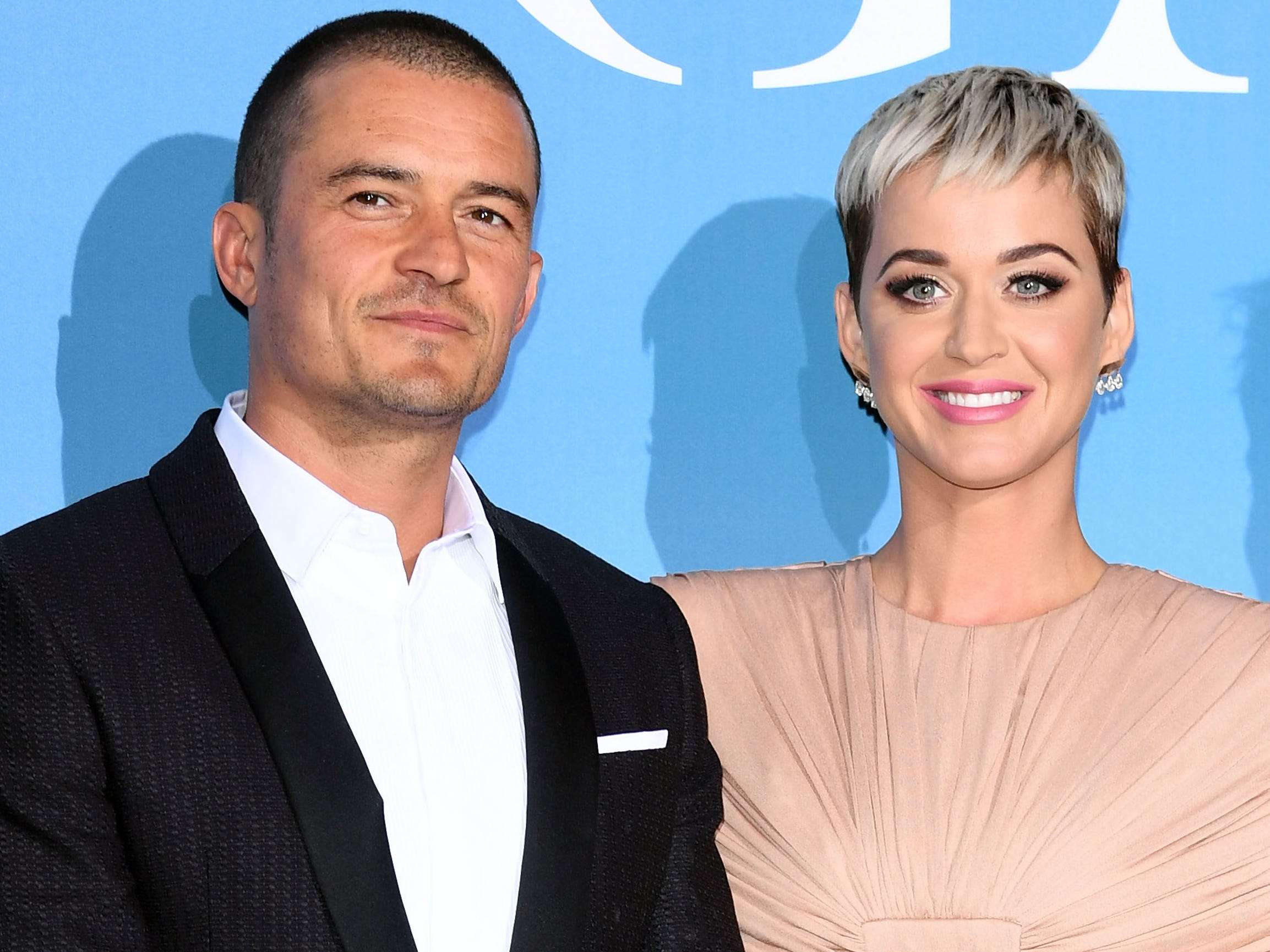 Orlando Bloom jokes that he and Katy Perry don't have 'enough' sex now that they're parents