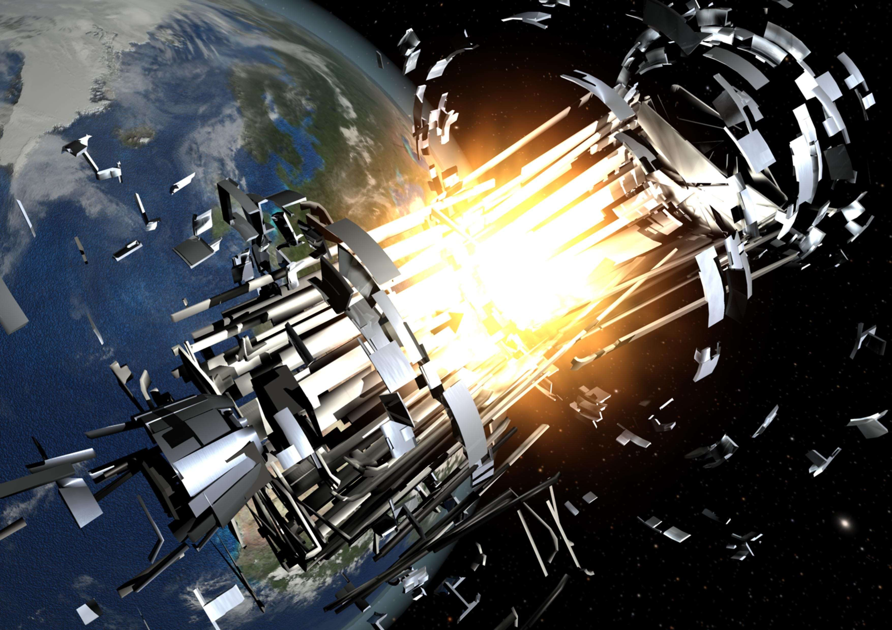 A magnetic spacecraft that can attract dead satellites has entered orbit - a test in a new effort to clean up space junk  - Master - A magnetic spacecraft that can attract dead satellites has entered orbit – a test in a new effort to clean up space junk