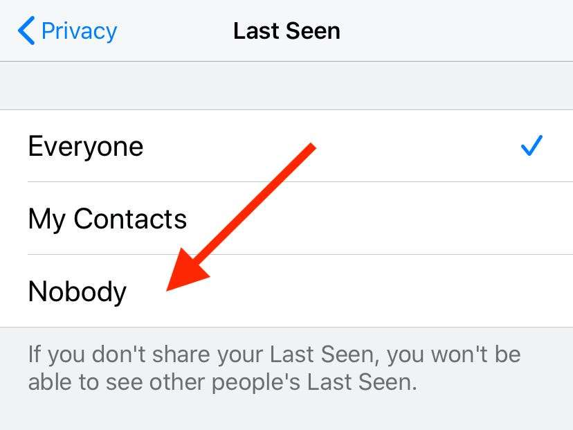 How to hide online status on WhatsApp to protect privacy