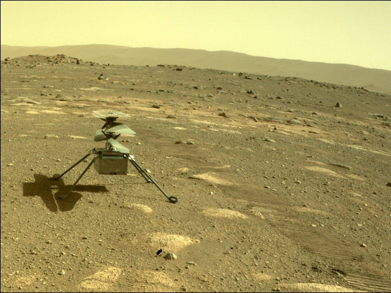 Watch NASA attempt to fly its Ingenuity helicopter on Mars ...