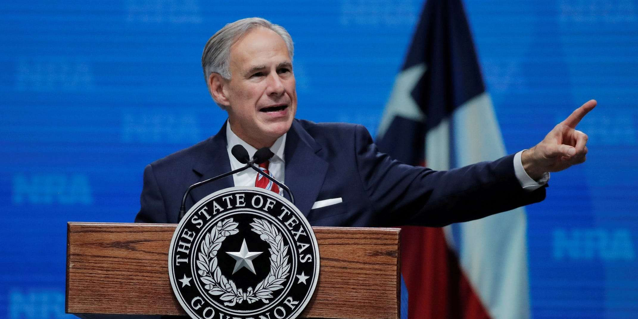 Gov. Greg Abbott's claim that Texas is 'very close' to herd immunity is not 'even close' to being true, says expert