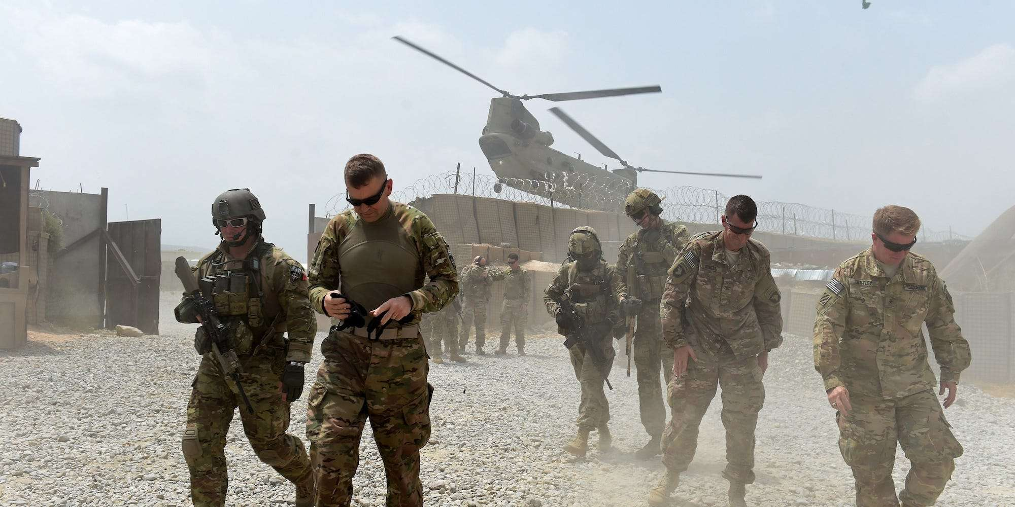 NATO is likely to join the US in withdrawing troops from Afghanistan in  September, German defense minister says | Business Insider India