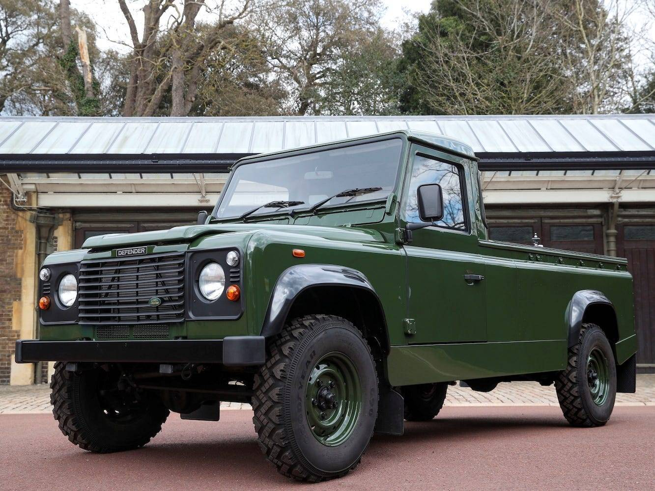 Prince Philip spent 16 years turning a Land Rover into a ...