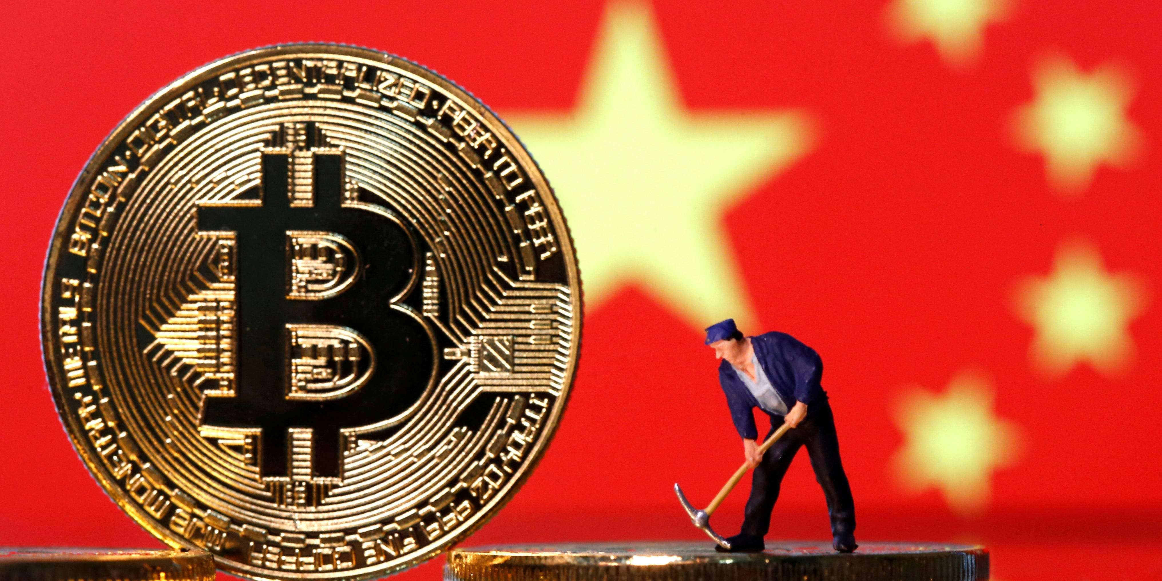 China softens tone on bitcoin, calling it an 'investment ...