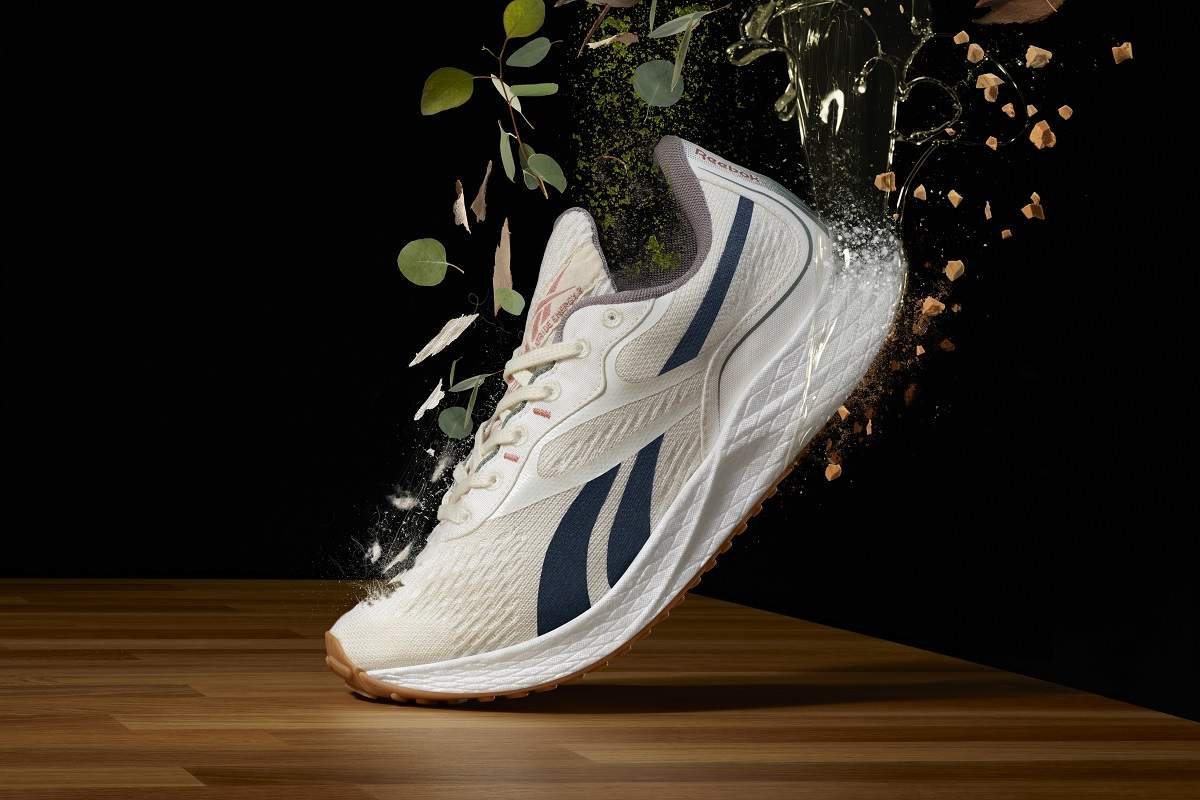 Reebok launches a new range of shoes made from eucalyptus, bloom algae and natural rubber before World Earth Day