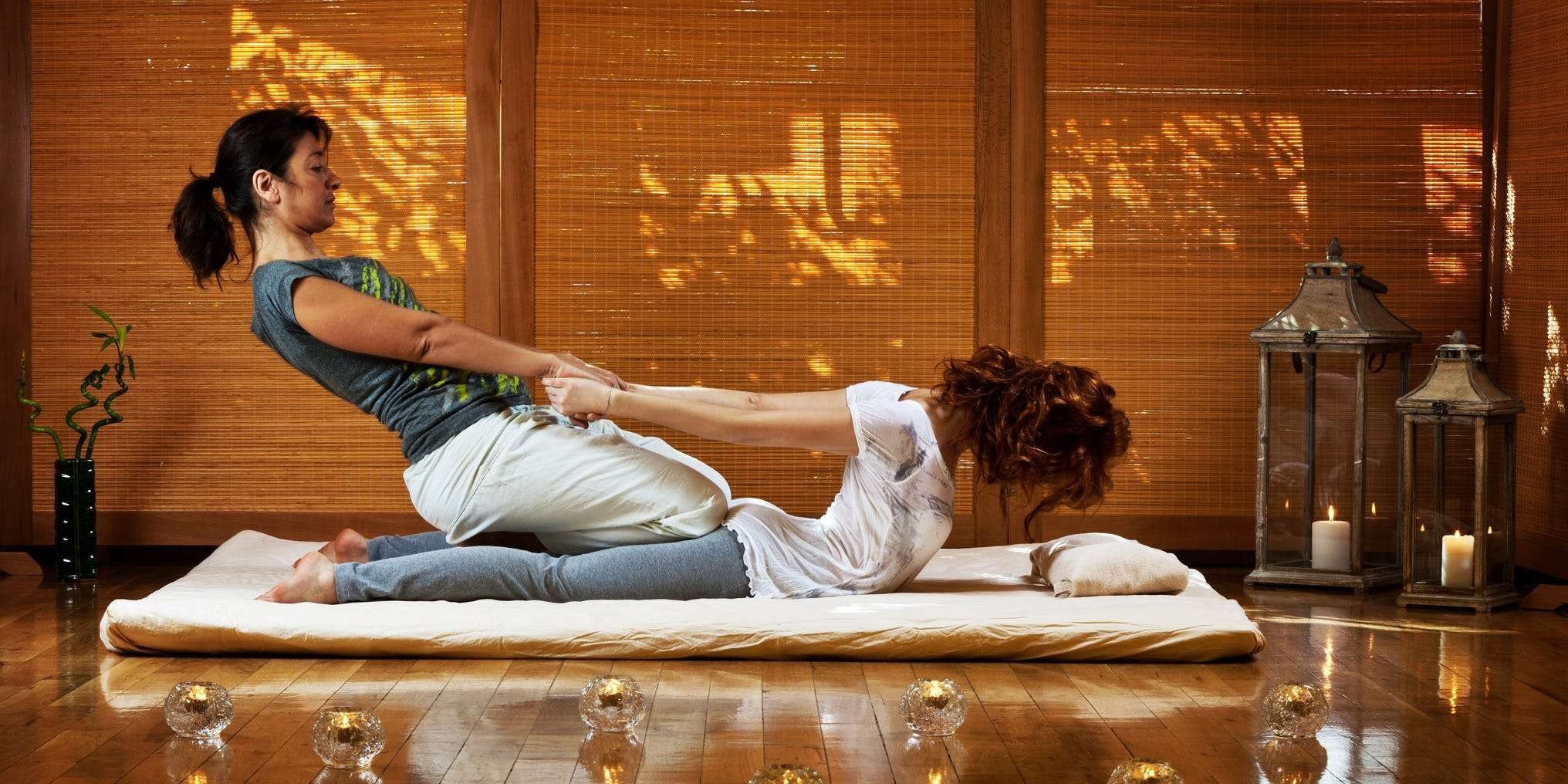 Thai massage is not your typical massage - heres what to