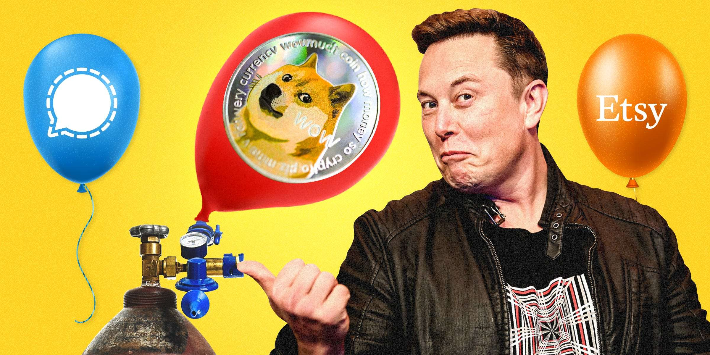 Dogecoin rockets 20 after another cryptic Elon Musk tweet ...