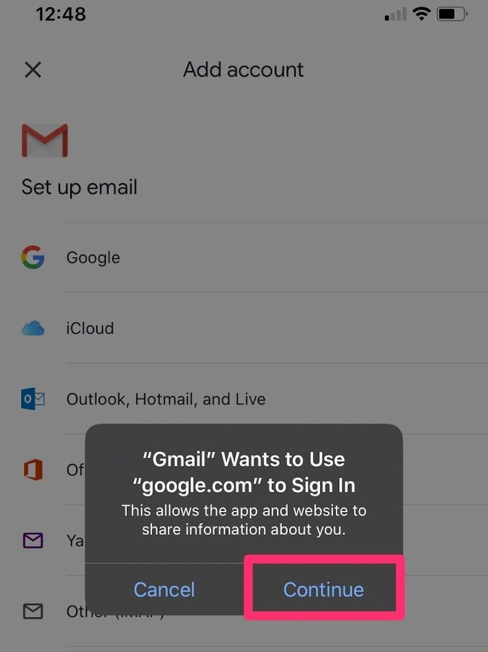 How to log into your Gmail account on a computer or mobile device