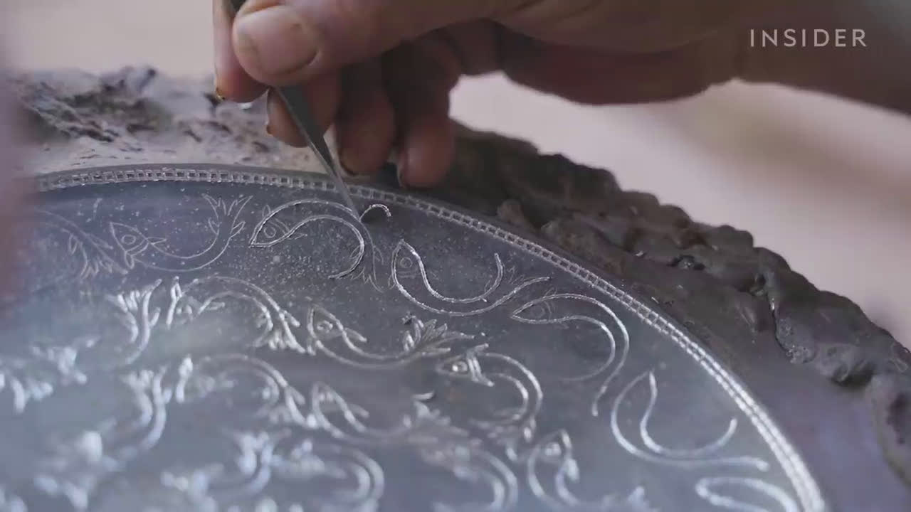 How metal workers in India are keeping a 600-year old art alive