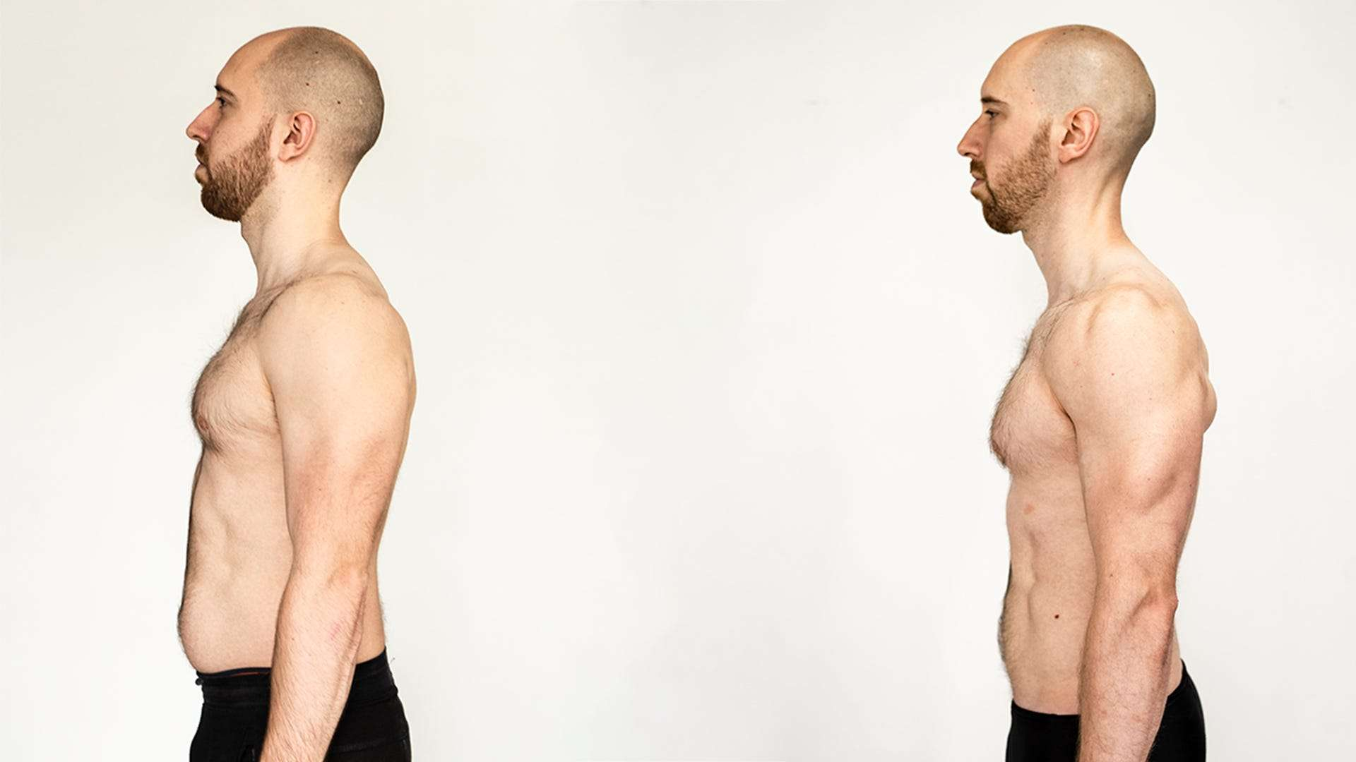 A YouTuber says he lost 10 pounds of fat and gained 2 pounds of muscle without a gym - just by using at-home strength training and calorie control