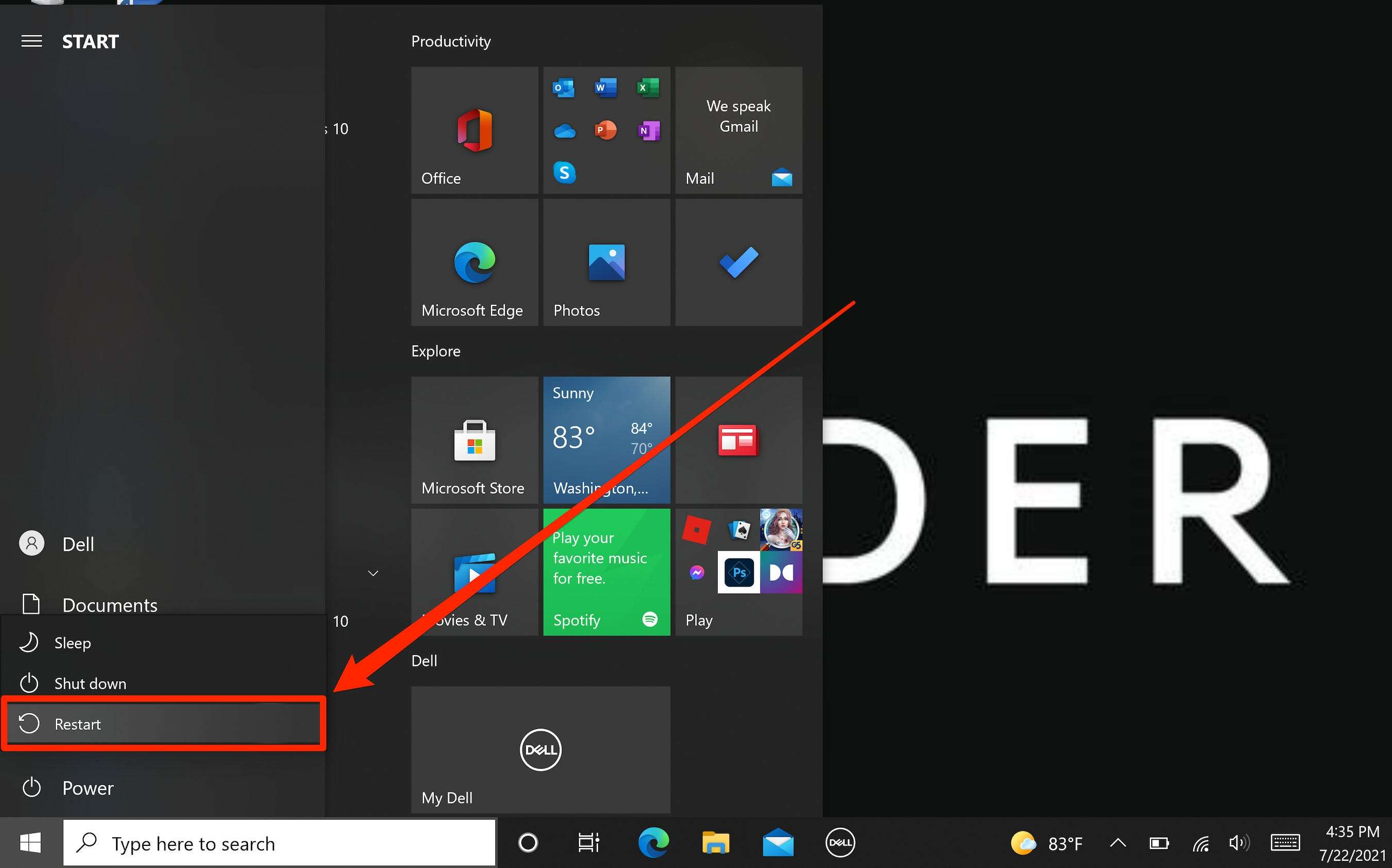 How to start Windows 10 in Safe Mode and then exit later