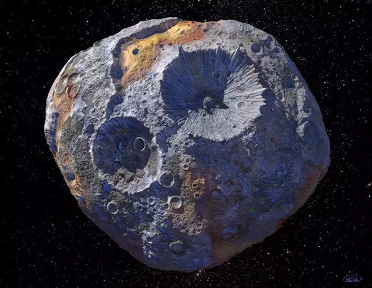 NASA is building an electric spacecraft to reach the asteroid belt between Mars and Jupiter
