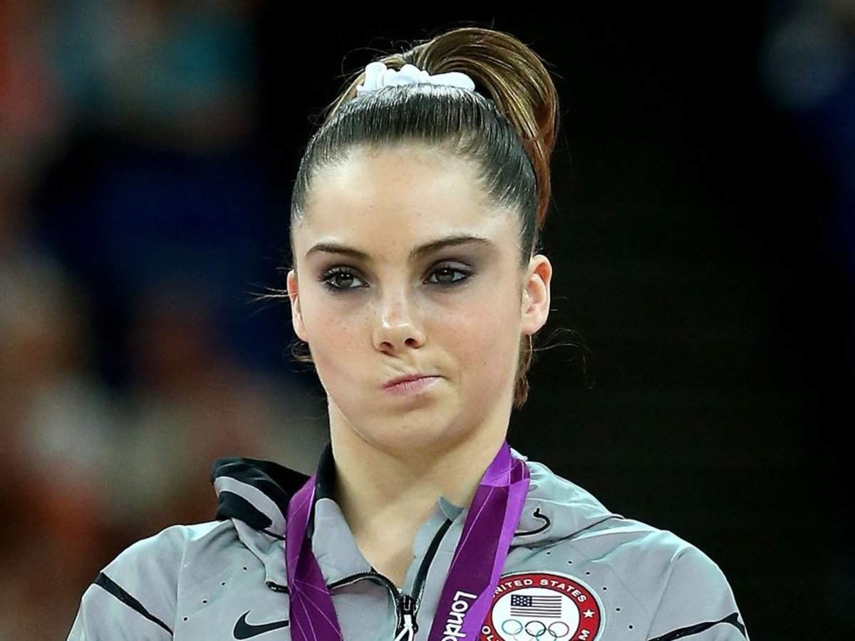 The Leaked Photos Of McKayla Maroney Were Taken When She Was Under