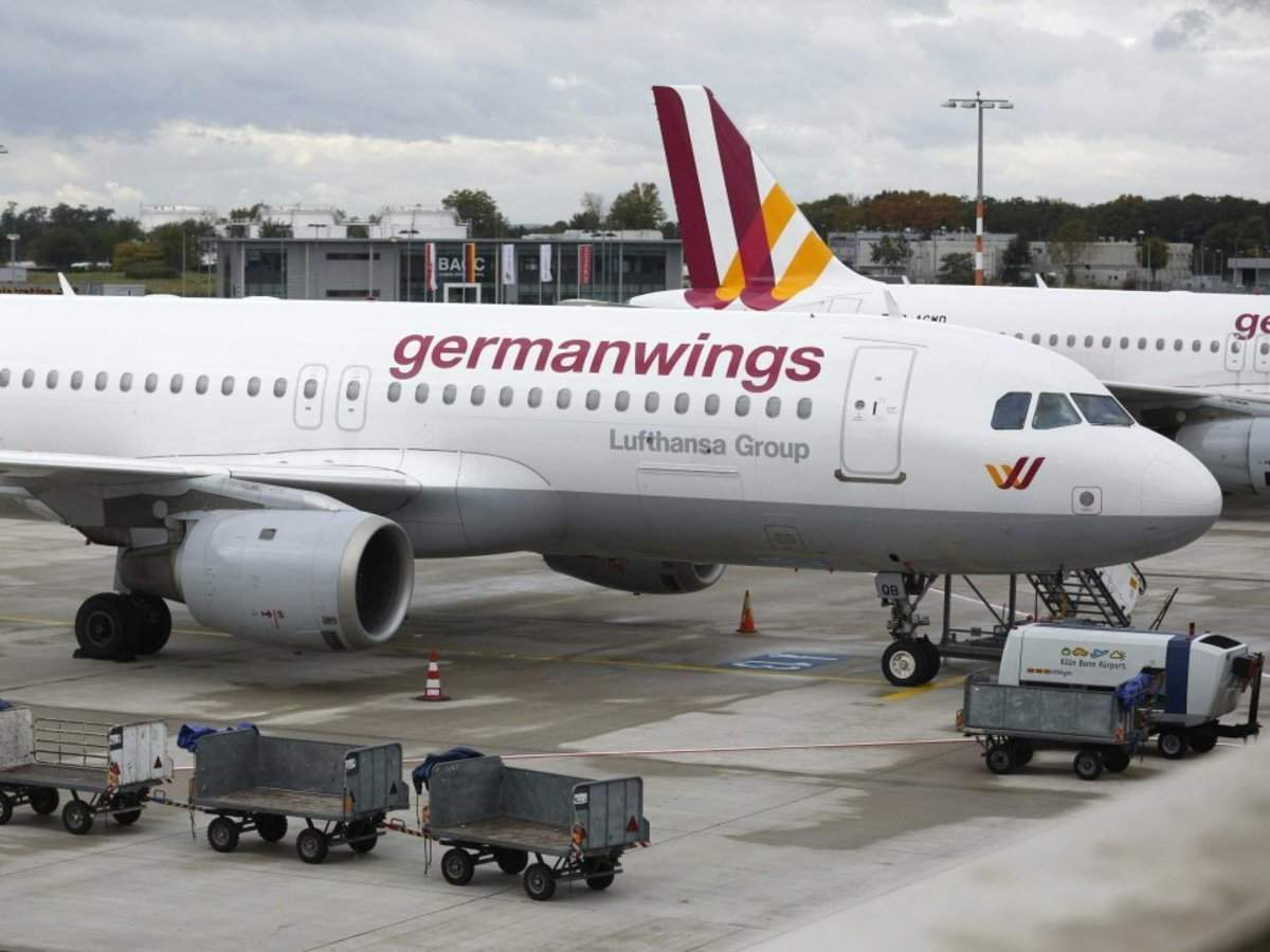 A Germanwings pilot did something powerful to comfort anxious passengers on his flight
