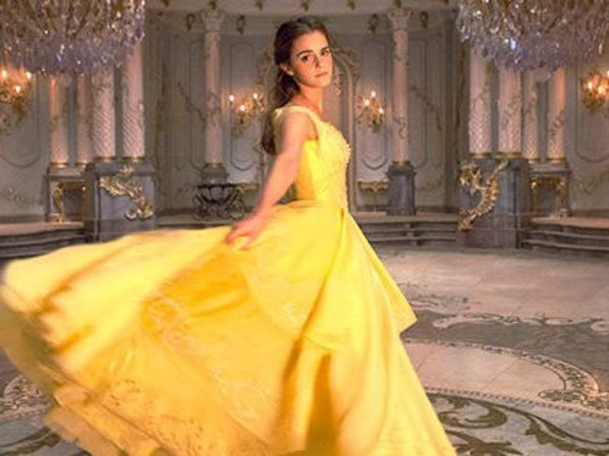 Here Are The First Photos Of Disney S Live Action Beauty And The Beast Business Insider India