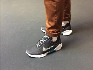 a21e50e5beff Here s what it s like to wear Nike s  720 self-lacing sneakers ...