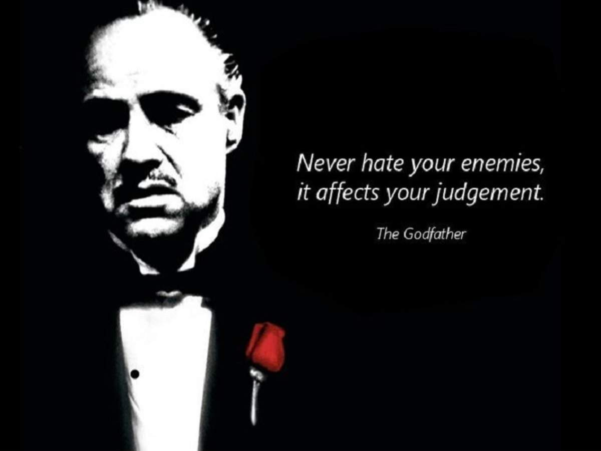 Leadership Lessons From The Movie Godfather Business Insider India