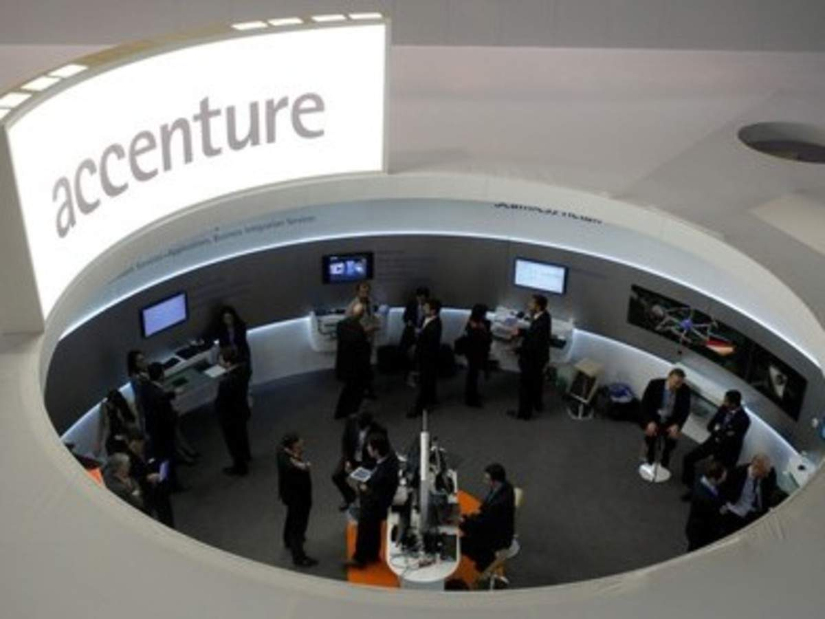 Accenture is ranked number one artificial intelligence (AI