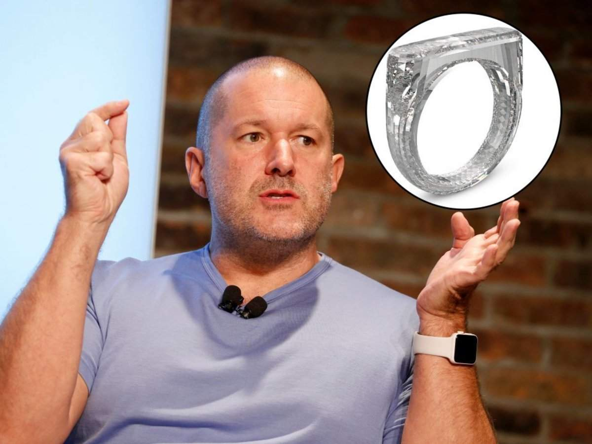 Apple's design guru Jony Ive designed a lot of unusual things you'd never expect to come from the person behi