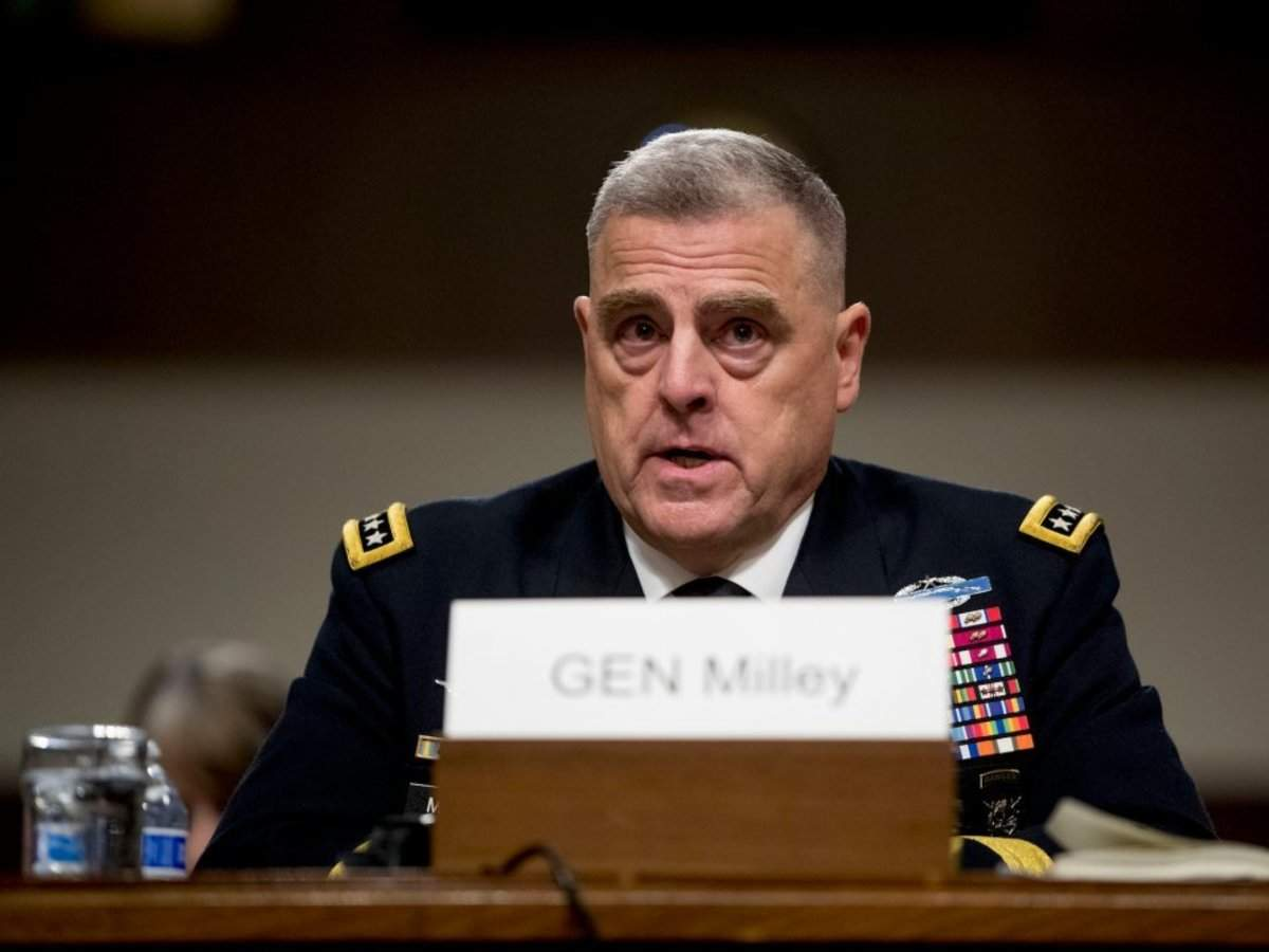 Trump's pick to lead the armed forces says China will be the US' biggest military threat for 100 years, and w