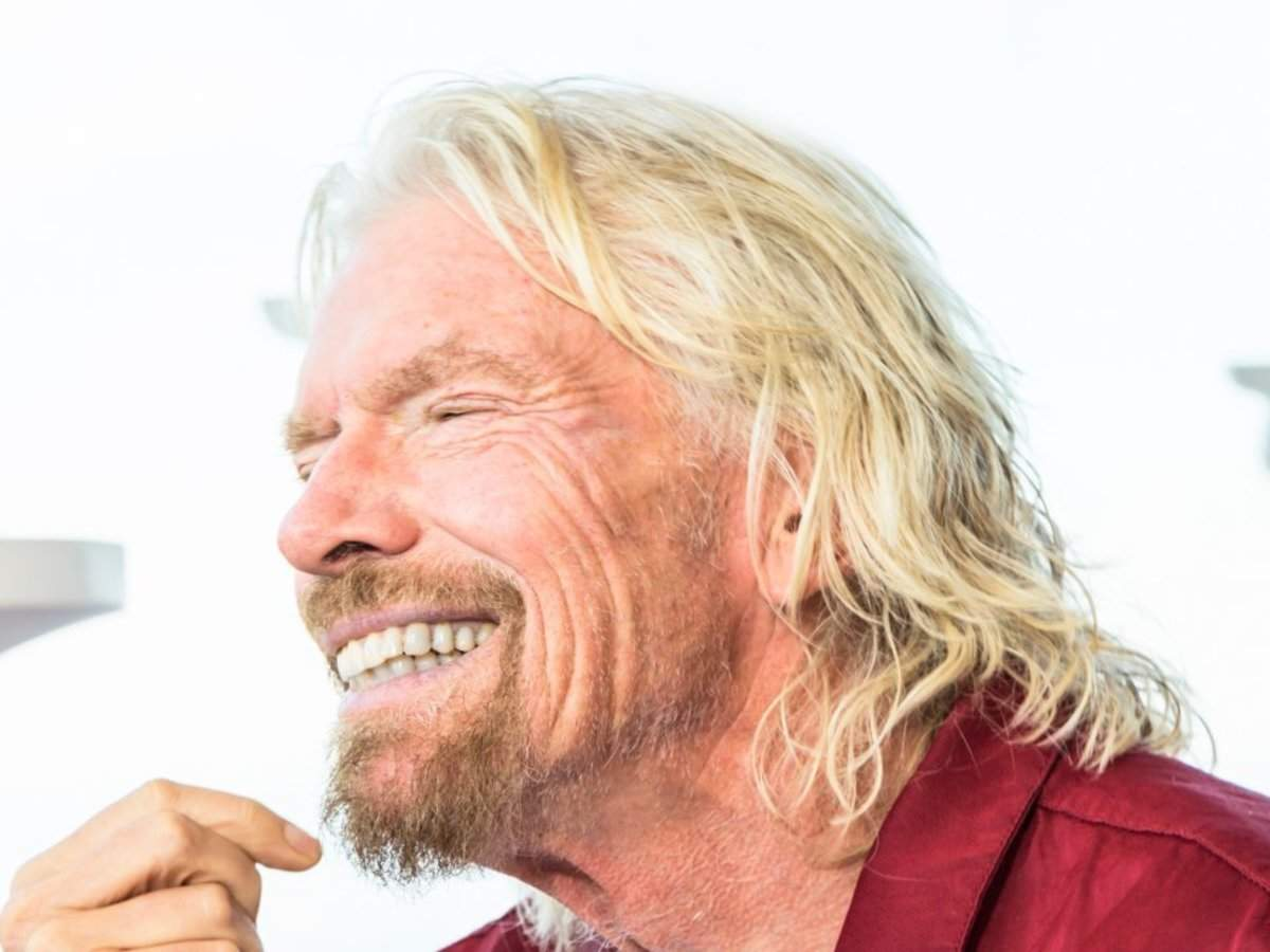 A startlingly honest story about Richard Branson not knowing what 'gross margin' meant shows his qualities as