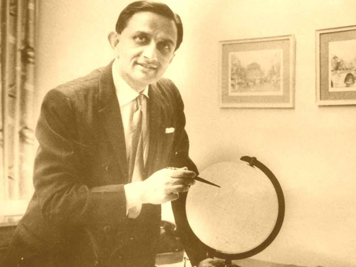 Google Doodle is celebrating Vikram Sarabhai's 100th birthday — the father of Indian space programme