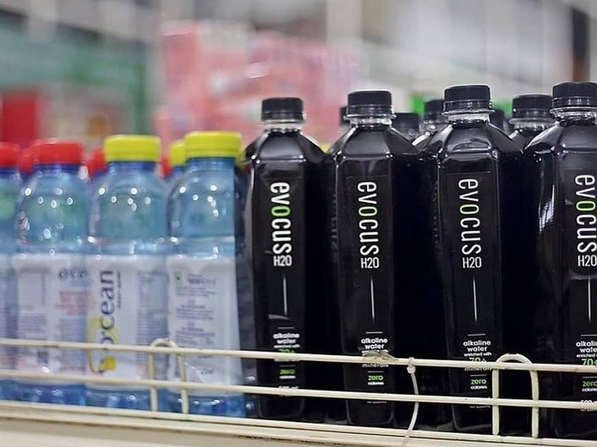'Black drinking water' at ₹100 a bottle – a 30-year old Gujarati realtor's new business idea for India's heal