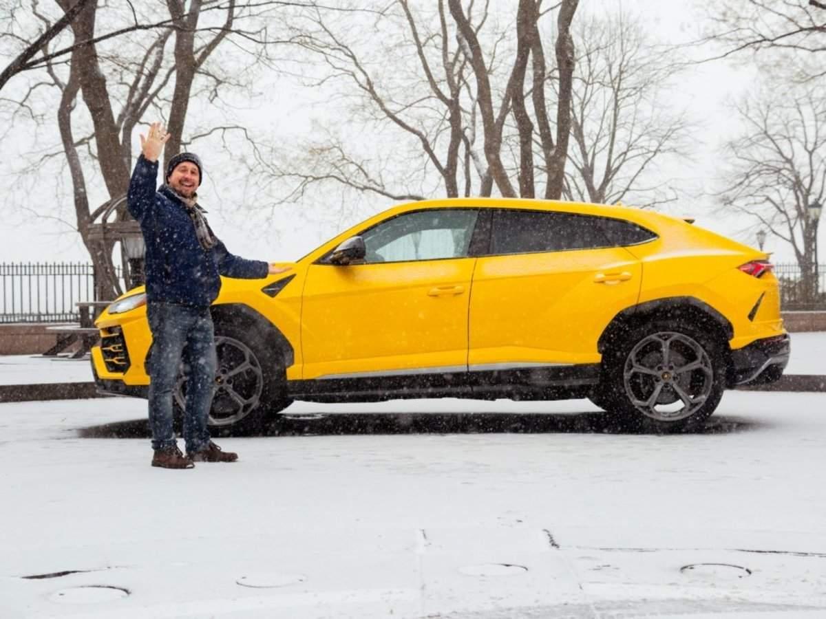 I drove a $610,000 Lamborghini Aventador SVJ, a $250,000 Lamborghini Urus, a $98,000 Audi RS 5 Sportback, a $