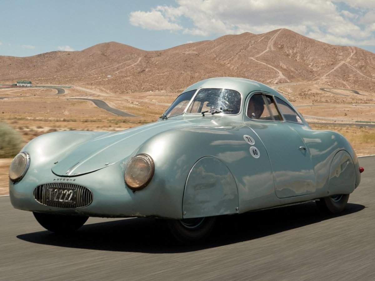 A rare vintage car some call the 'world's first Porsche' could go for $20 million at auction - but the carmak