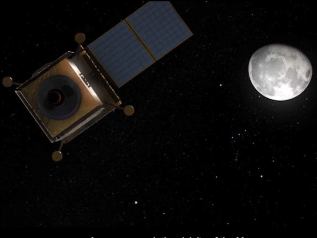 Stop, drop and roll — Chandrayaan 2 prepares to enter the Moon's orbit tomorrow