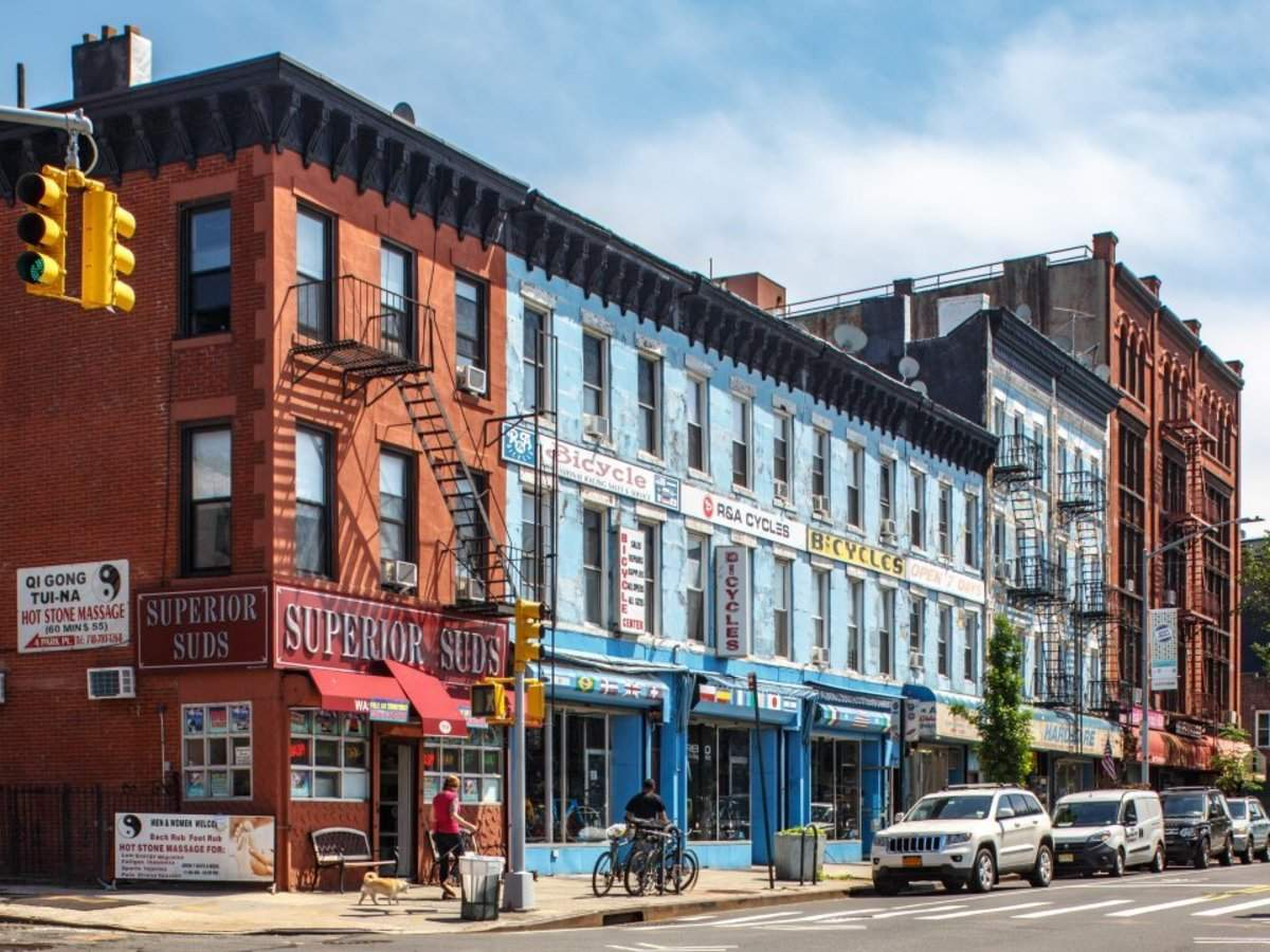 In the 1940s, you could rent a Brooklyn apartment for $20 a month. Today, the median rent has skyrocketed to