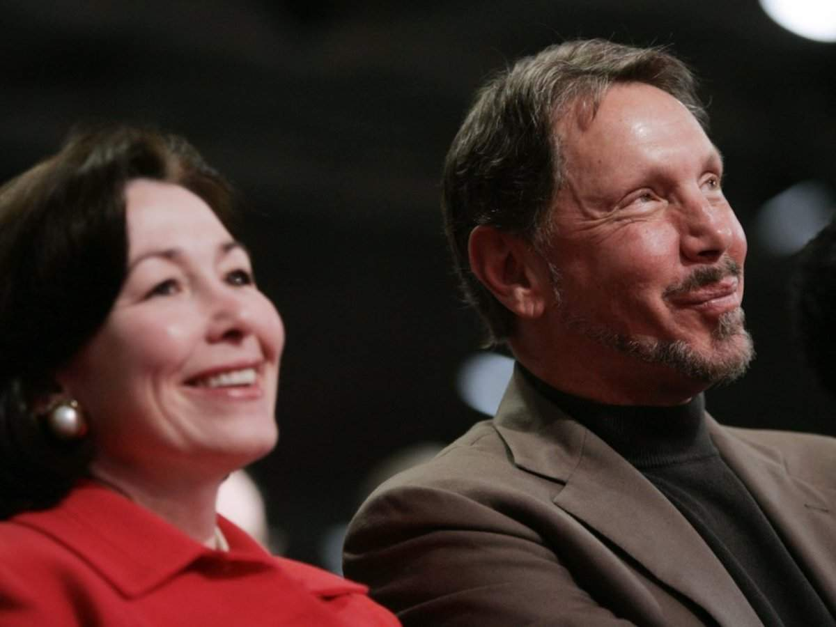 Oracle is suing Larry Ellison and Safra Catz over the $9 billion NetSuite deal, thanks to letter written by t