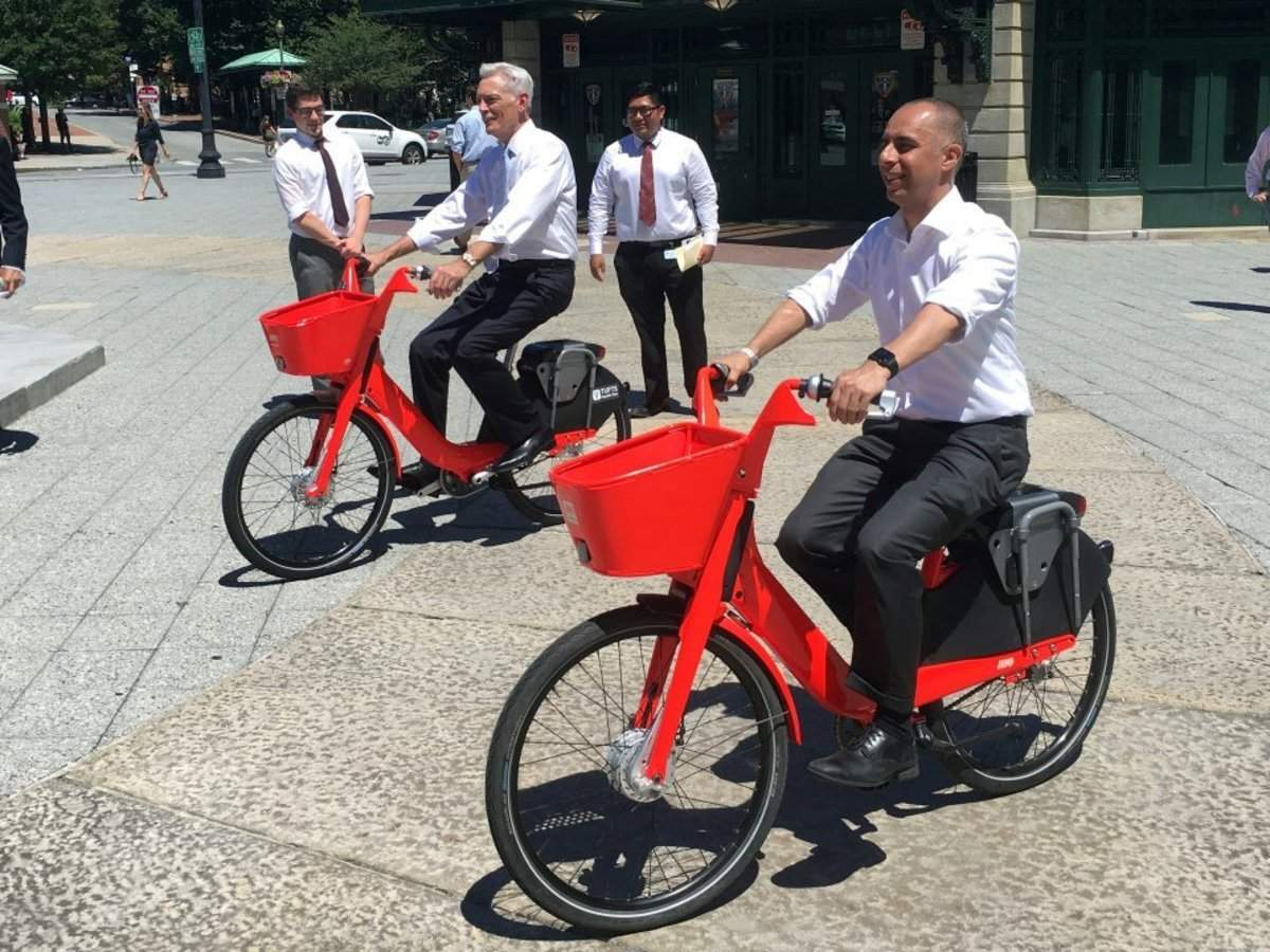 Uber is pulling its Jump bikes from Providence, Rhode Island, because of misuse and assaults linked to the e-