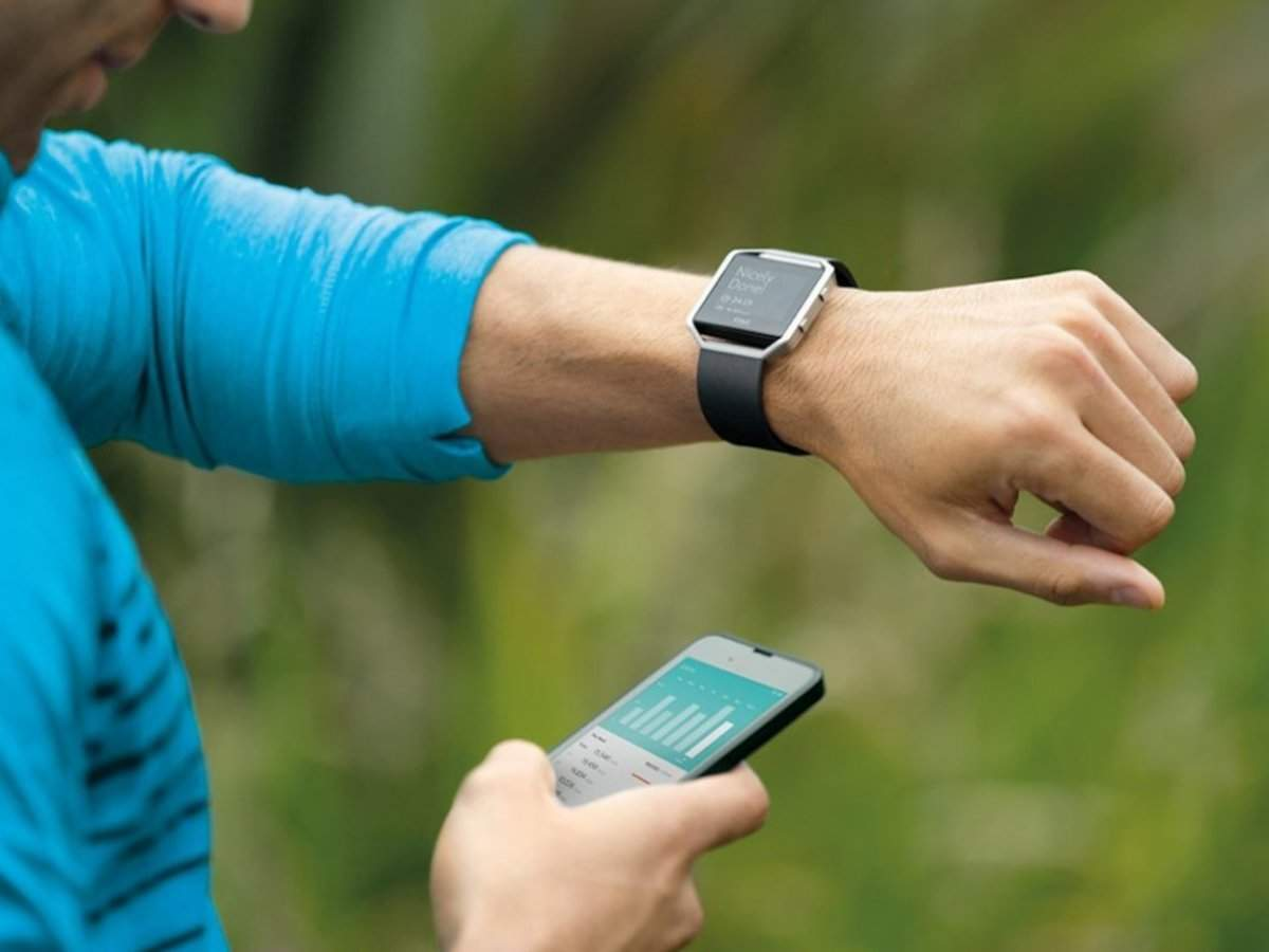 How to turn off your Fitbit Blaze to conserve its battery when you're not using it