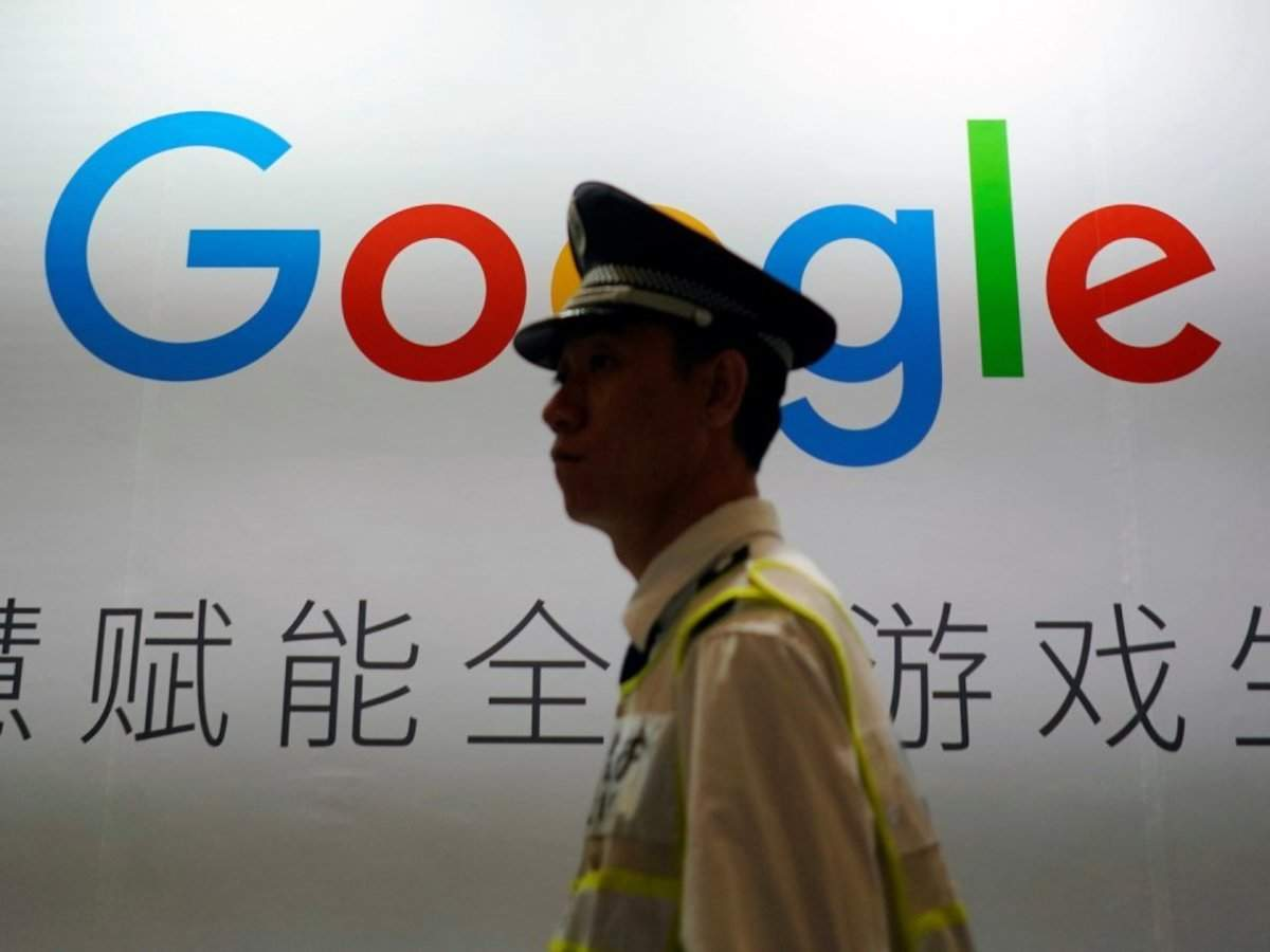 Google refused to call out China over disinformation about Hong Kong - unlike Facebook and Twitter - and coul