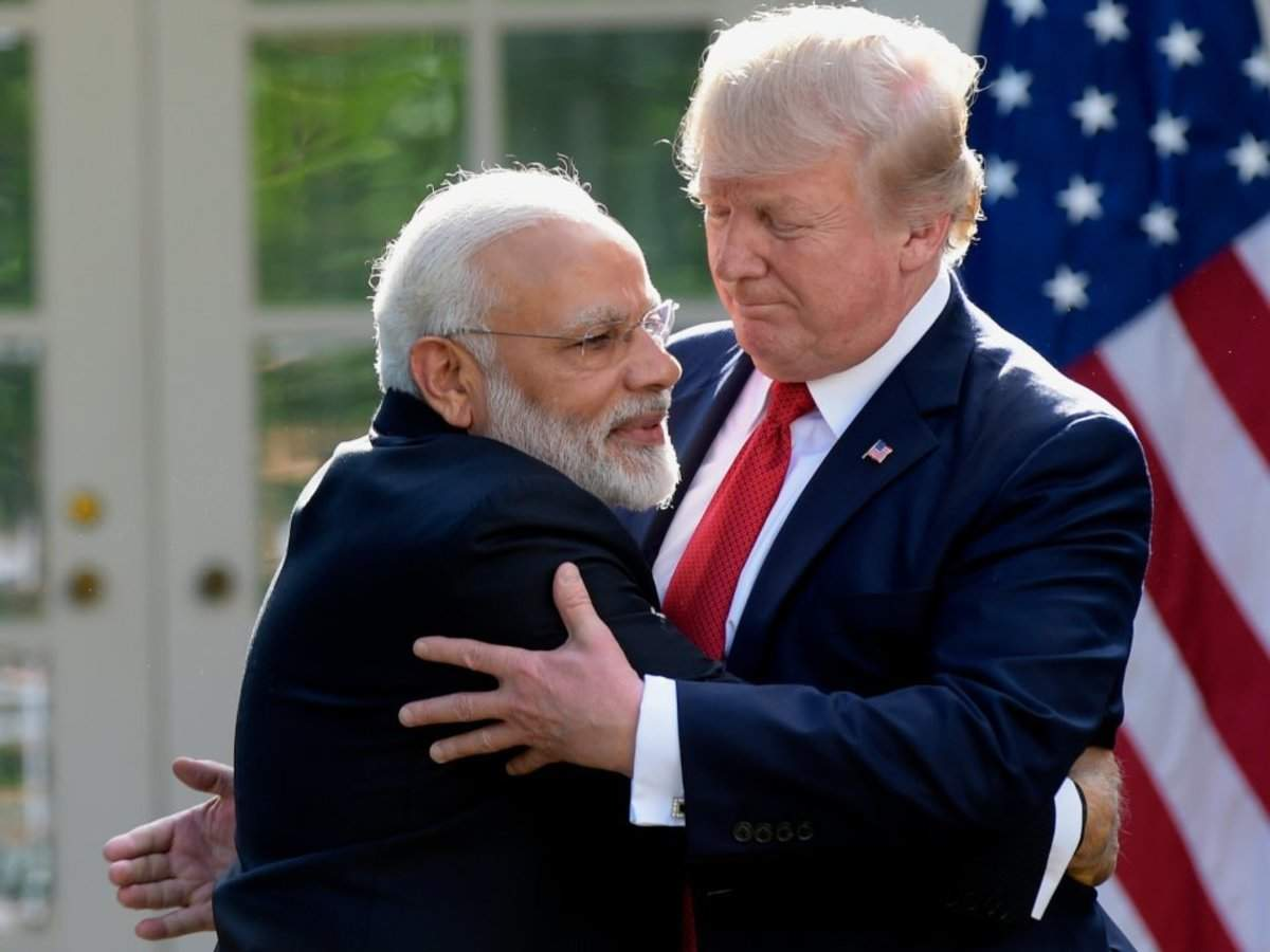 India is replaying Trump's favorite strategy by accusing the media of fake news in Kashmir, where it cut off