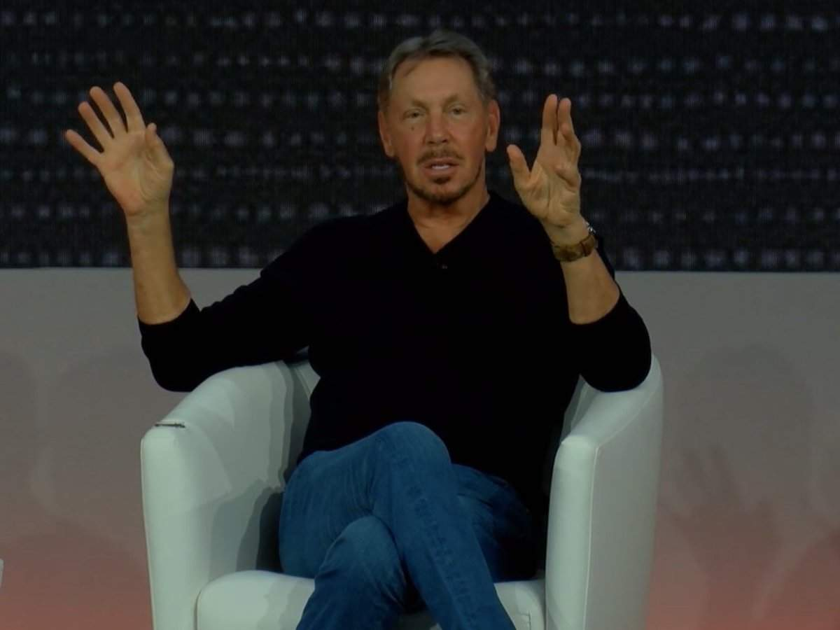 Larry Ellison is giving Oracle's board five internal candidates for the next CEO, should Mark Hurd be unable