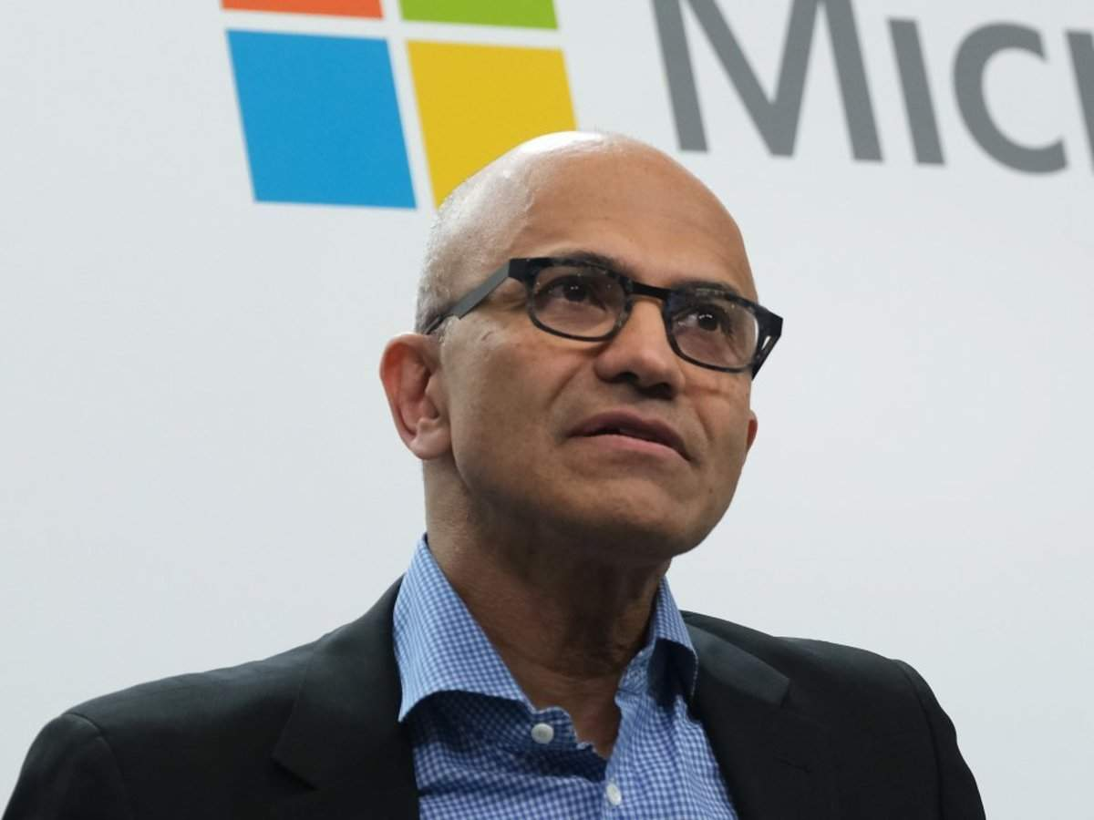 Microsoft CEO Satya Nadella made $42.9 million in its last fiscal year - up 65% from the year before