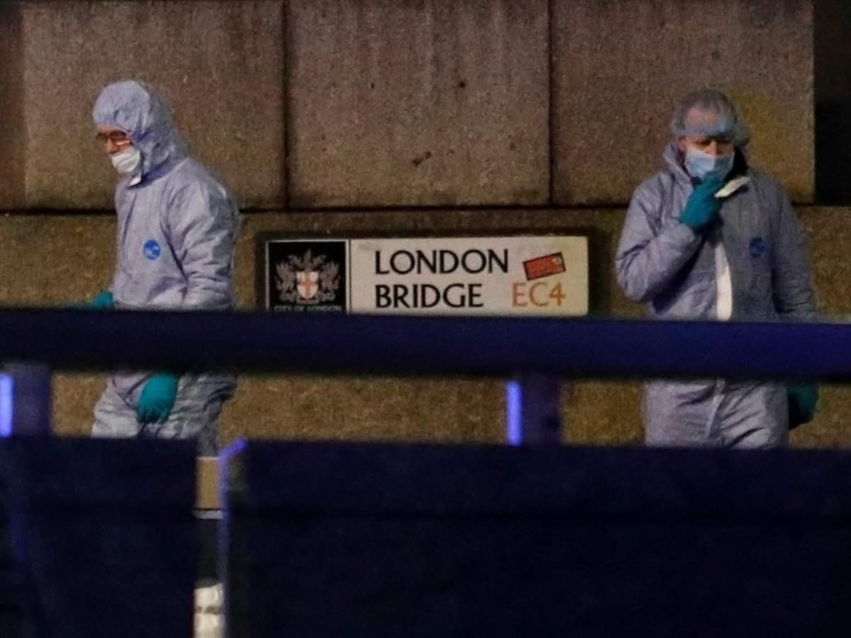 The Islamic State claimed responsibility for the London Bridge knife terror attack