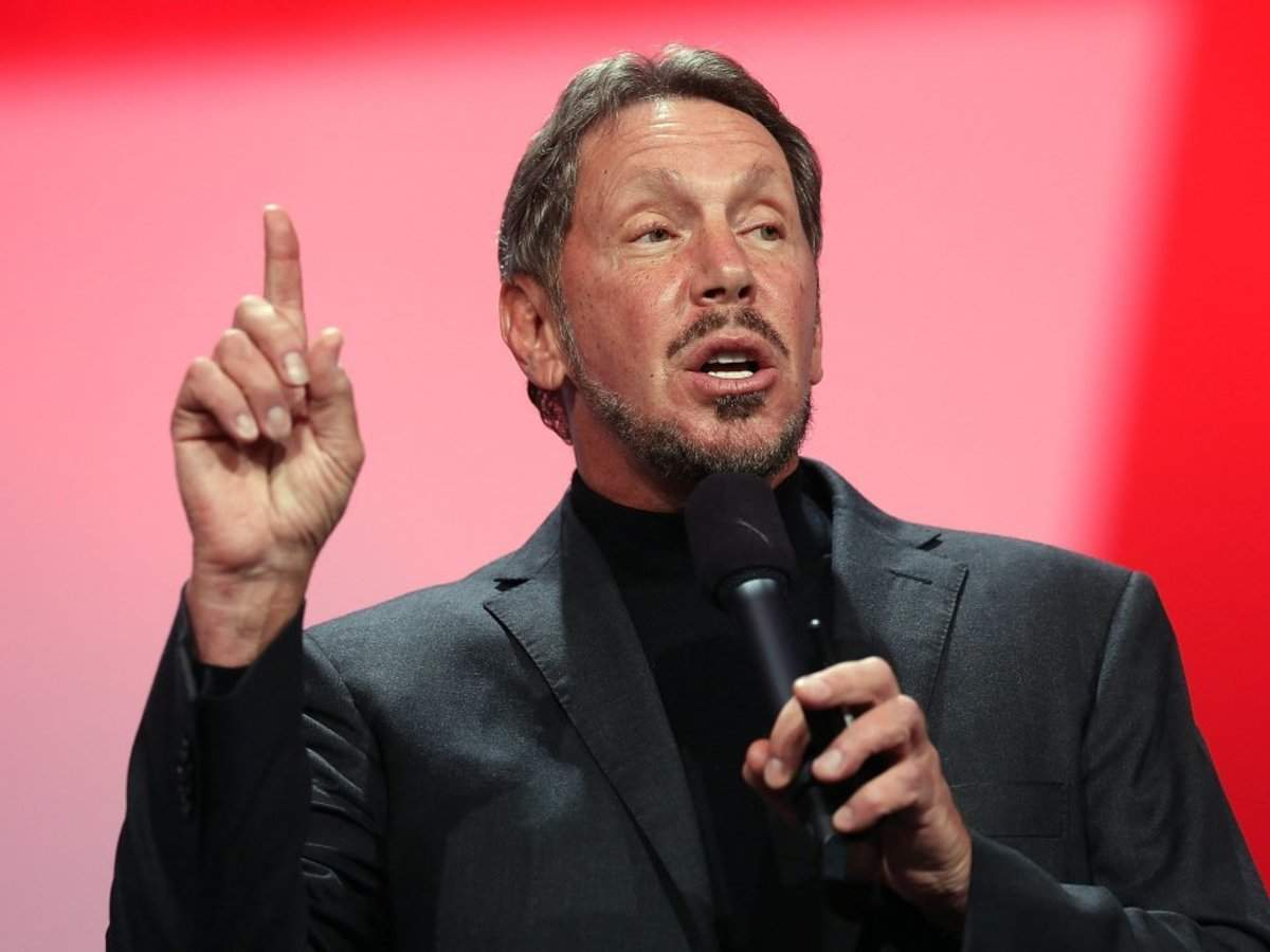 A former employee is suing Oracle, alleging the company sold customers phantom products and forced him out wh