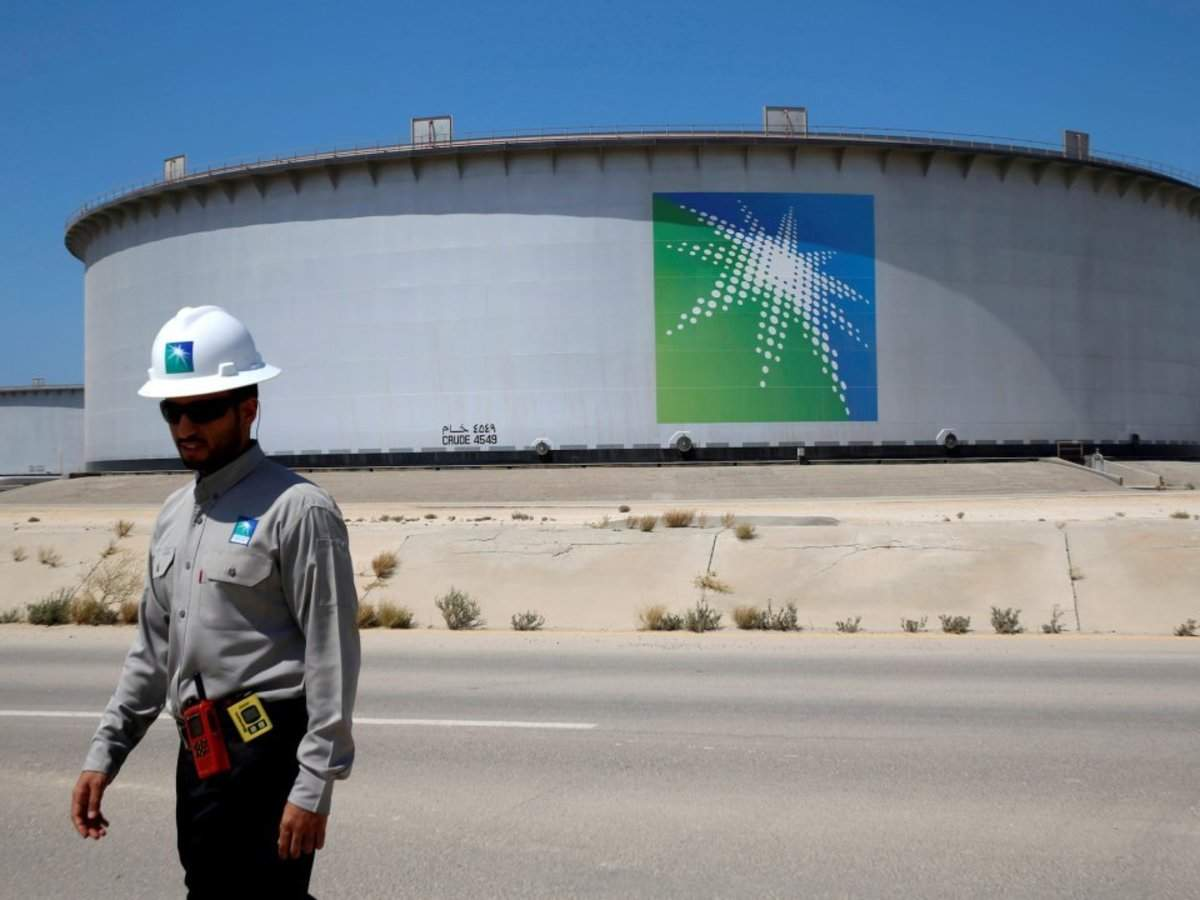'Too much, too soon': A Wall Street firm is urging investors to dump Saudi Aramco's stock as the company's va