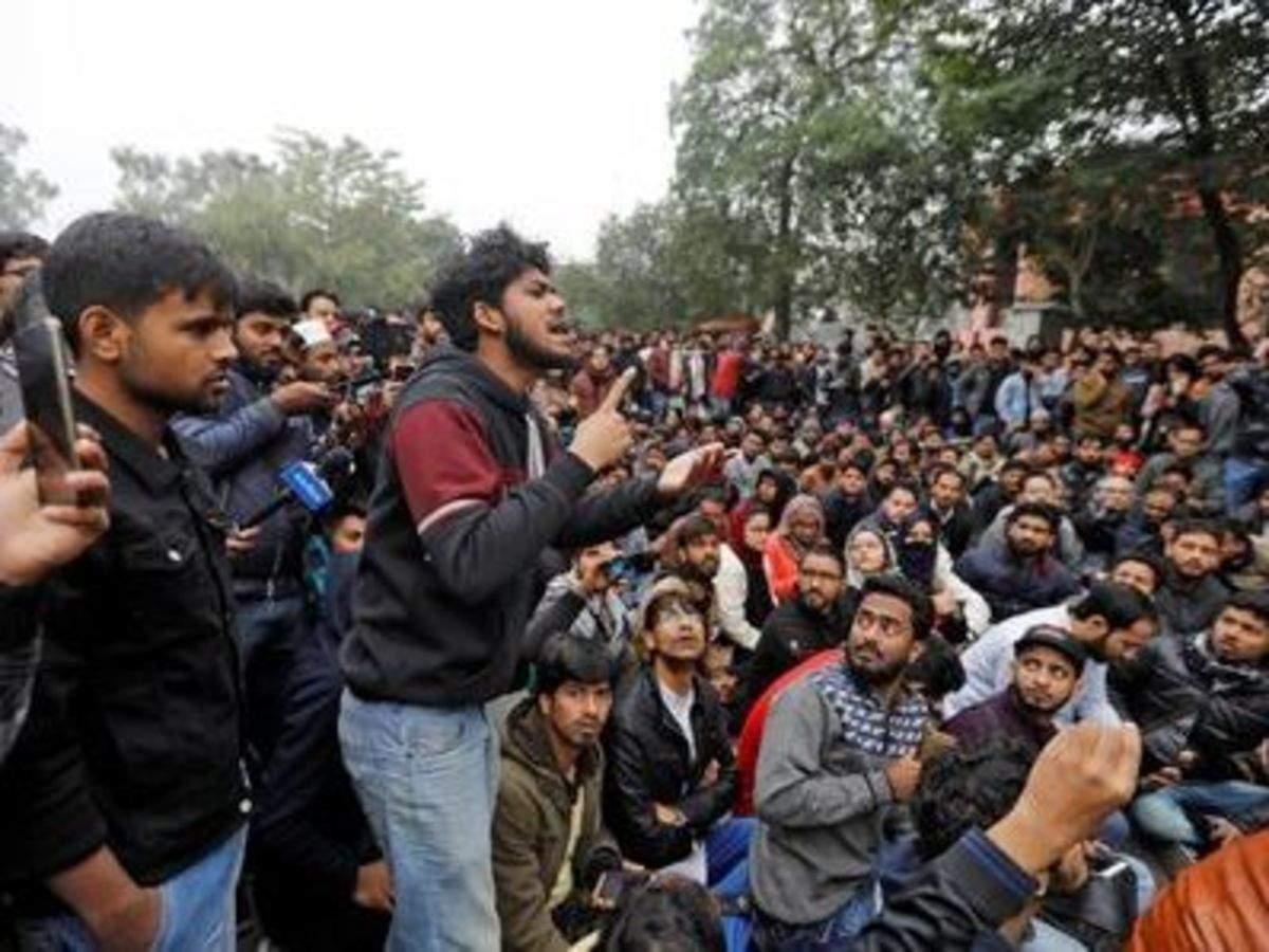 3 IITs join chorus against crackdown on Jamia, AMU students