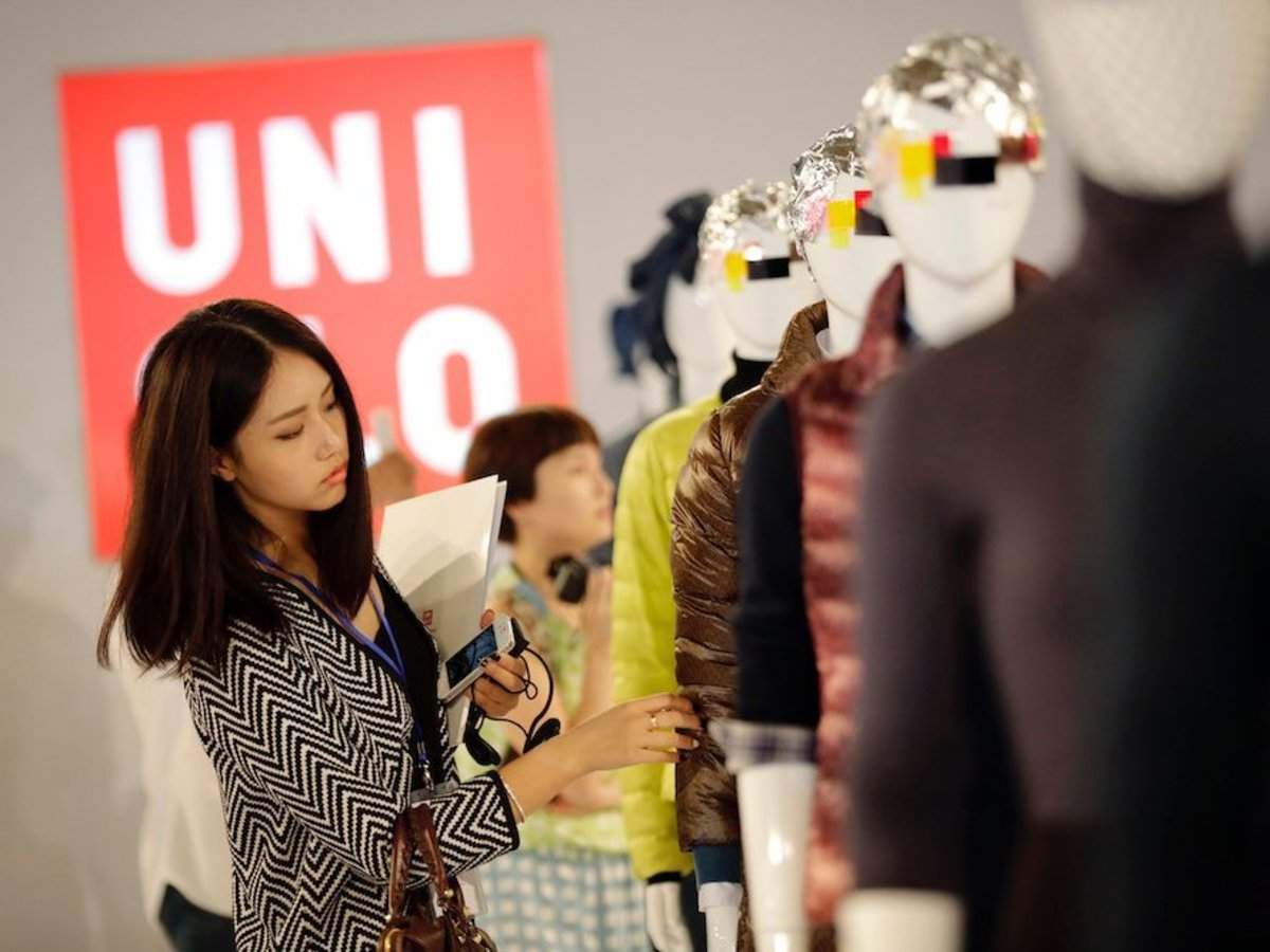 Uniqlo's robots have already replaced 90% of its human workers at its flagship warehouse, now they've cracked