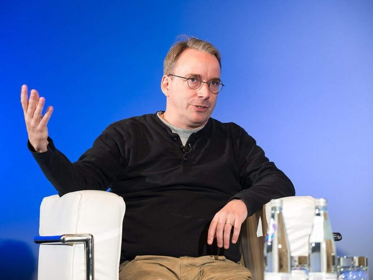 Linus Torvalds, creator of the Linux operating system, warned developers not to use an Oracle-owned file syst