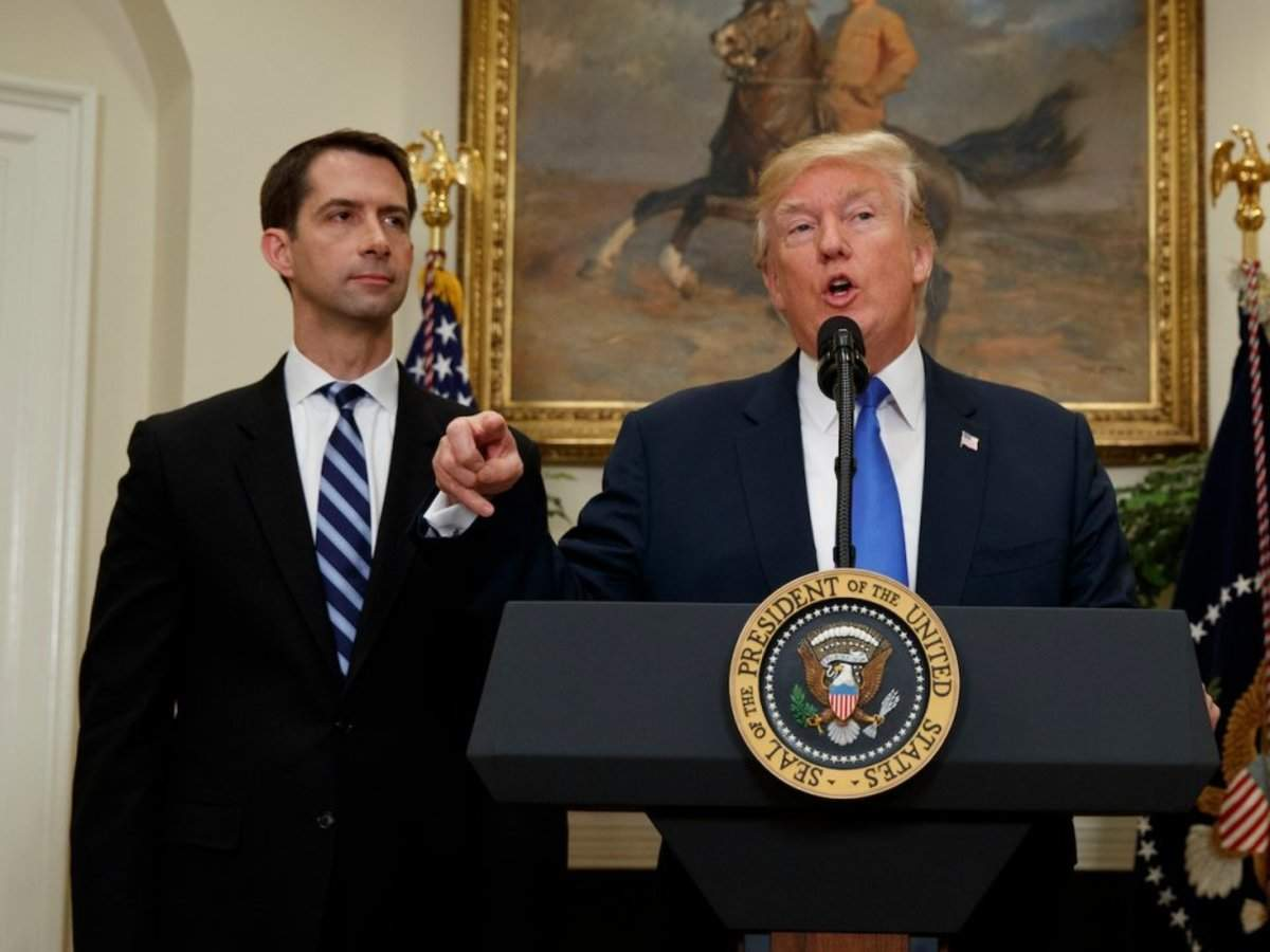 Amid Trump's showdown with Iran, an ugly part of US history is reemerging