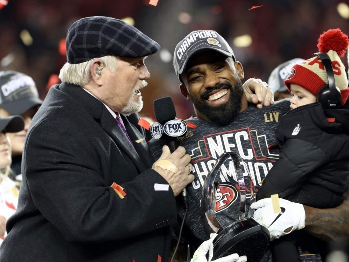 The breakout star of the 49ers keeps a note on his phone with the dates of the 6 times NFL teams released him