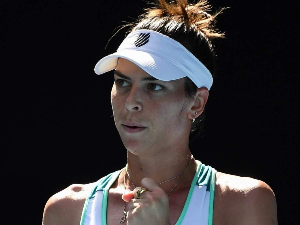 Tennis player Ajla Tomljanović was asked about her boyfriend at an Australian Open press conference instead o