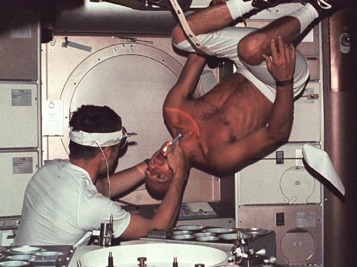 Vintage NASA images reveal the agency's earliest feats, from launching the first astronauts to building a '70