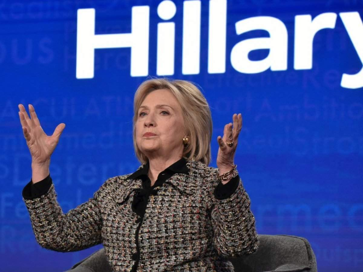 Hillary Clinton reverses course and says she 'will do whatever I can to support our nominee'
