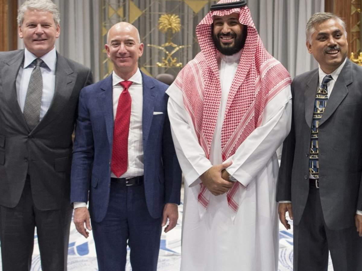 6 big things we still don't know in the bombshell report of how Jeff Bezos' phone was hacked by Saudi Crown P